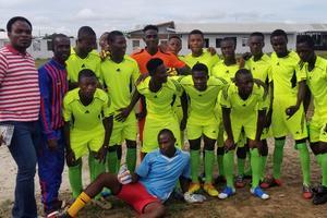 Grace to Liberia Football Team