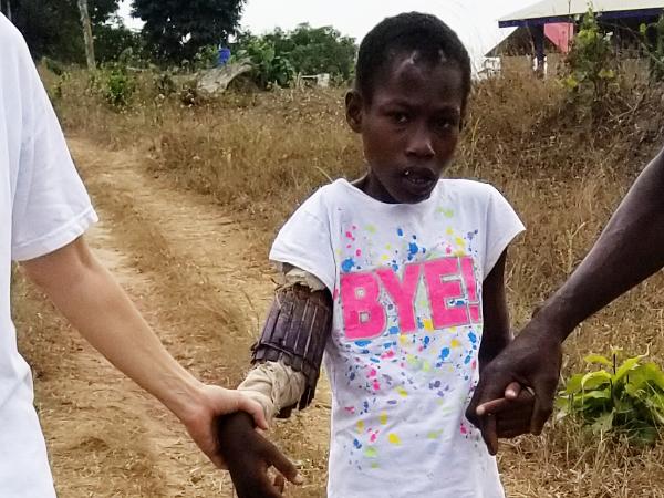 Korpu: A Child's Story of Recovery